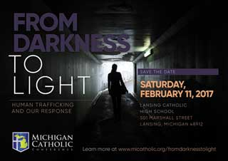 From Darkness to Light Save The Date