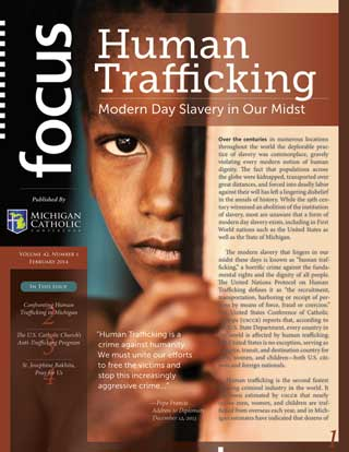 Human Trafficking: Modern Day Slavery in Our Midst