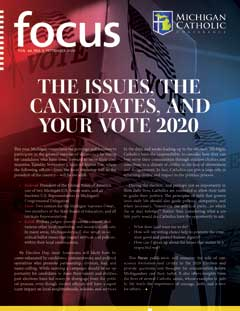 The Issues, The Candidates, and Your Vote 2020